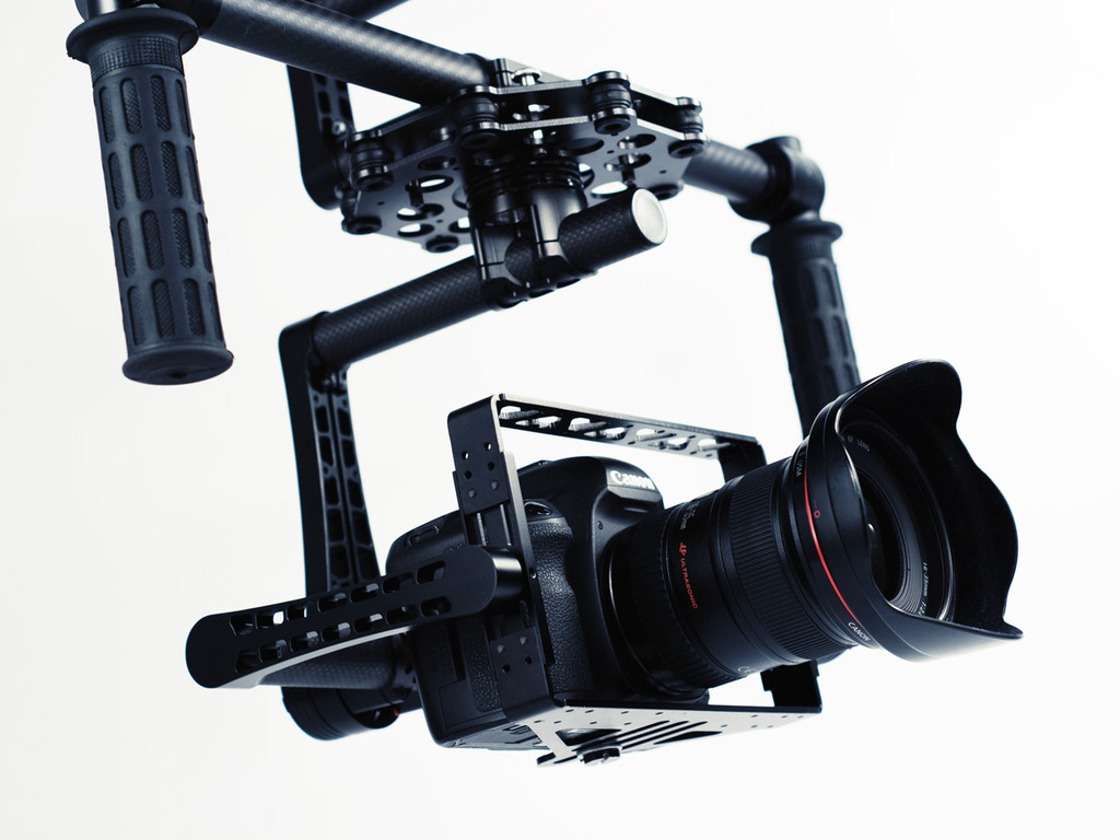 BeSteady One - Next generation camera stabiliser's video poster