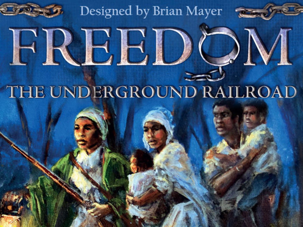 Freedom The Underground Railroad by Academy Games's video poster