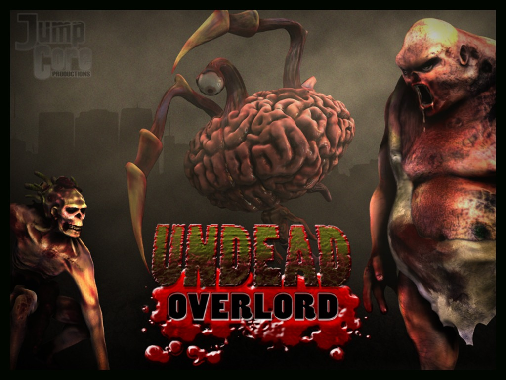 Undead Overlord - You are the Horde!'s video poster