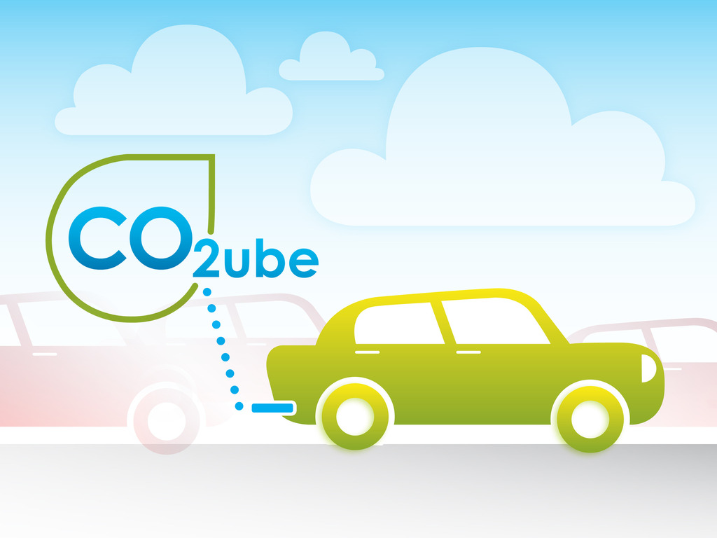 CO2ube : The World's First Carbon Dioxide Filtration System's video poster