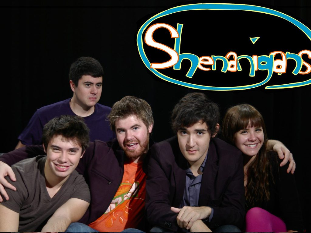 Shenanigans (TV Series)'s video poster