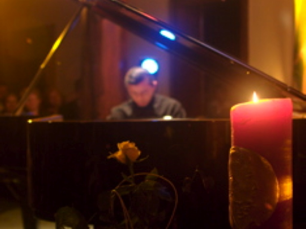 """Frederic Chiu recording """"Hymns and Dervishes""""'s video poster"""