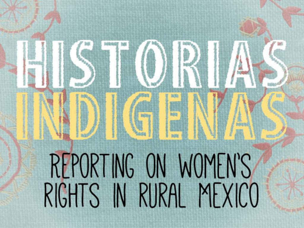 Historias Indígenas's video poster