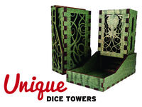 Cthulhu's Chaos - Unique Dice Towers