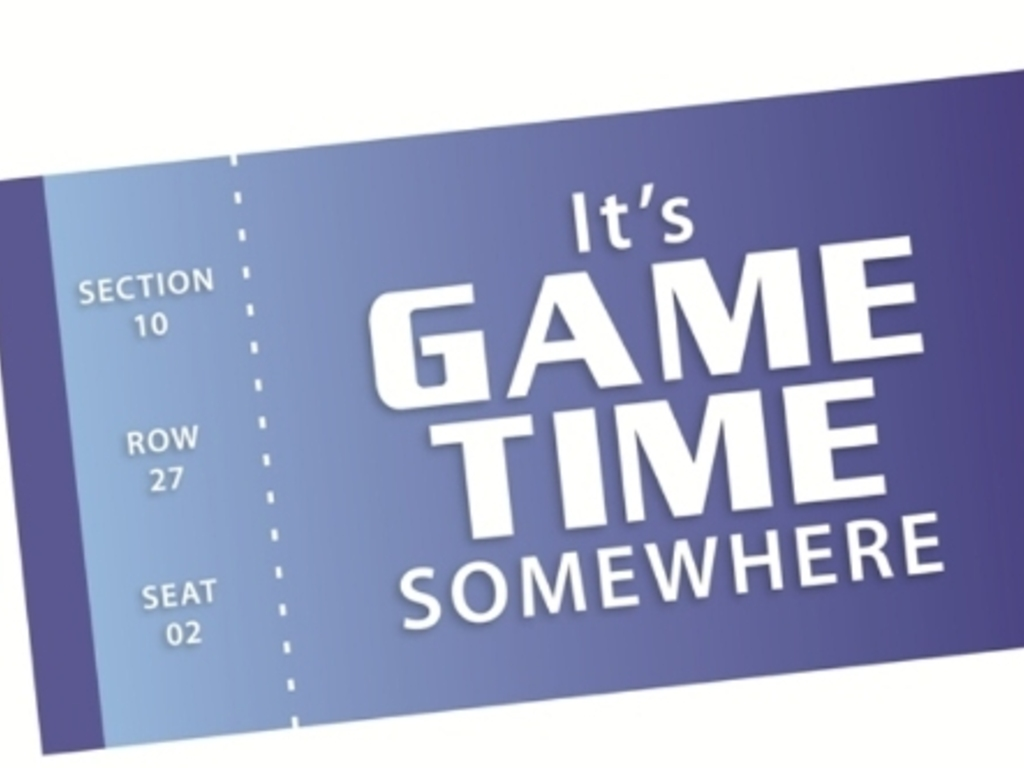"""""""It's Game Time Somewhere"""":  The Blog Is Now A Book!'s video poster"""