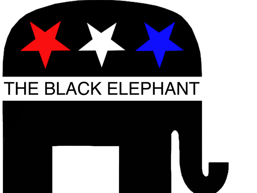 The Black Elephant's video poster