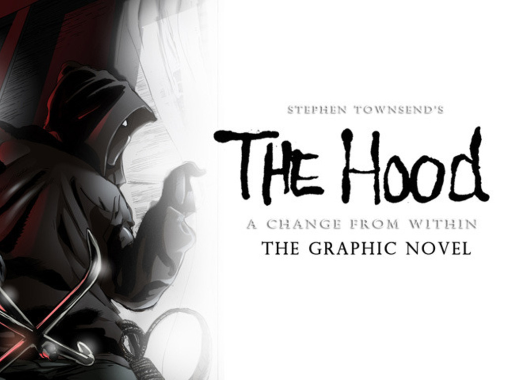 The Hood : A Change From Within - An Urban Graphic Novel's video poster