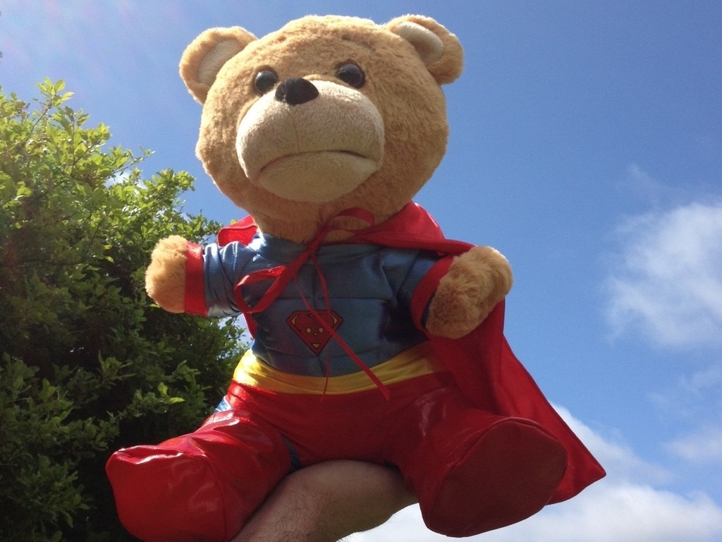 Supertoy - World's First Natural Talking Teddy Bear's video poster