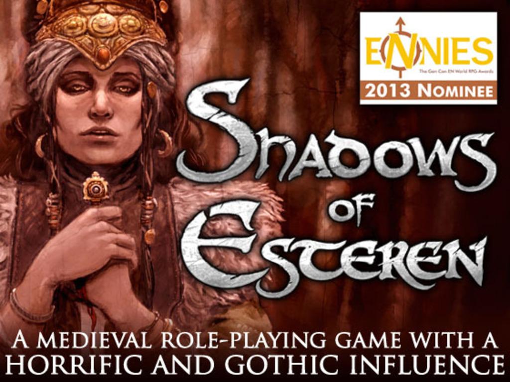 Shadows of Esteren - A Medieval Horror RPG: Travels's video poster