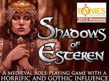 Shadows of Esteren - A Medieval Horror RPG: Travels