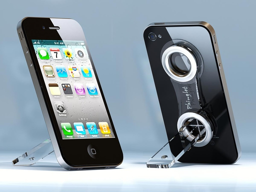 Phinglet & Wedge + Case for iPhone (Canceled)'s video poster