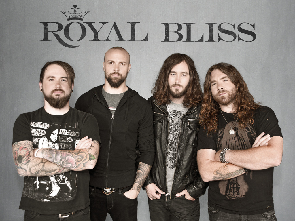 New Royal Bliss album!'s video poster