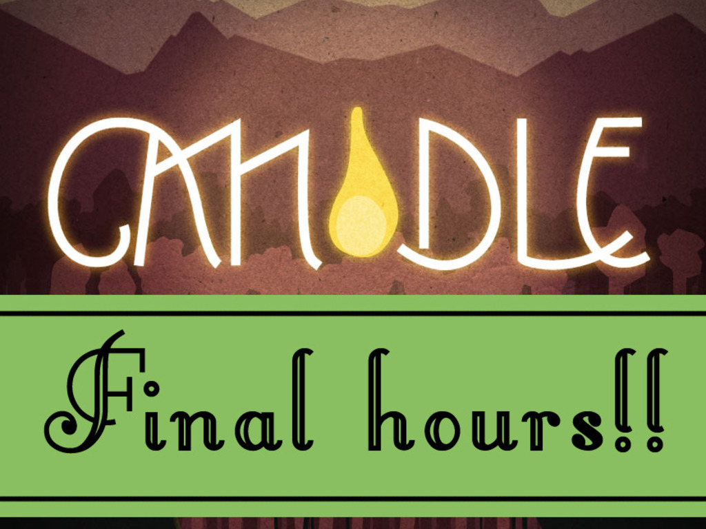 CANDLE - A Dynamic Graphic Adventure's video poster