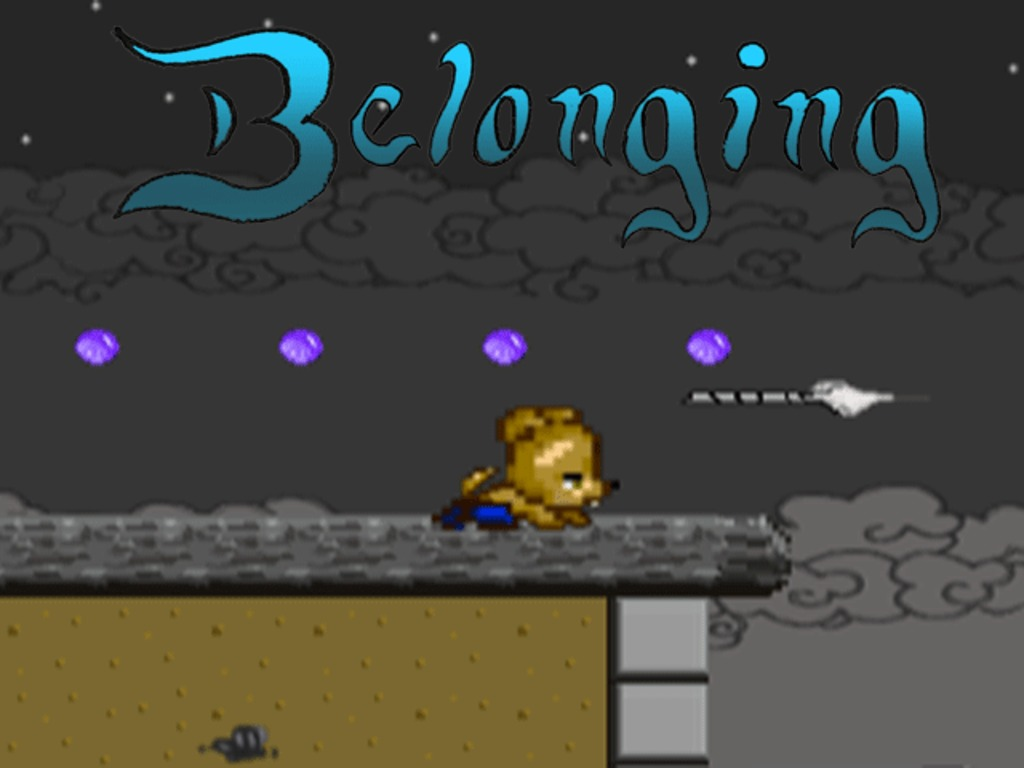 Belonging - 2D Platformer in a world that's lost its marbles's video poster
