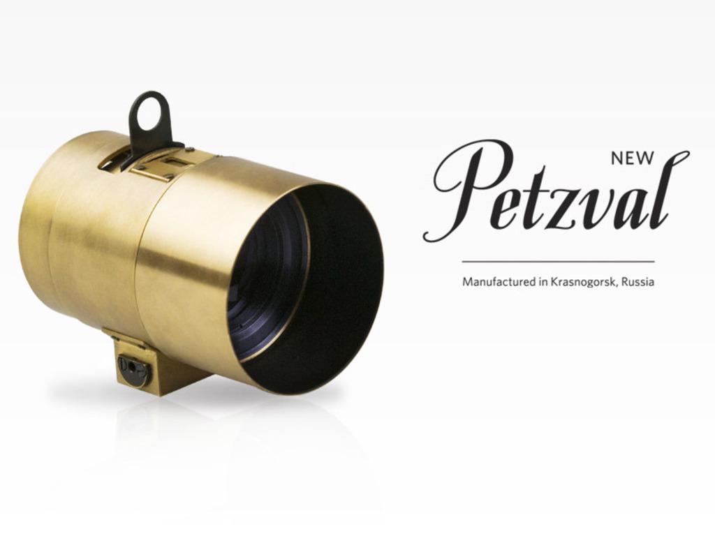 The Lomography Petzval Portrait Lens's video poster