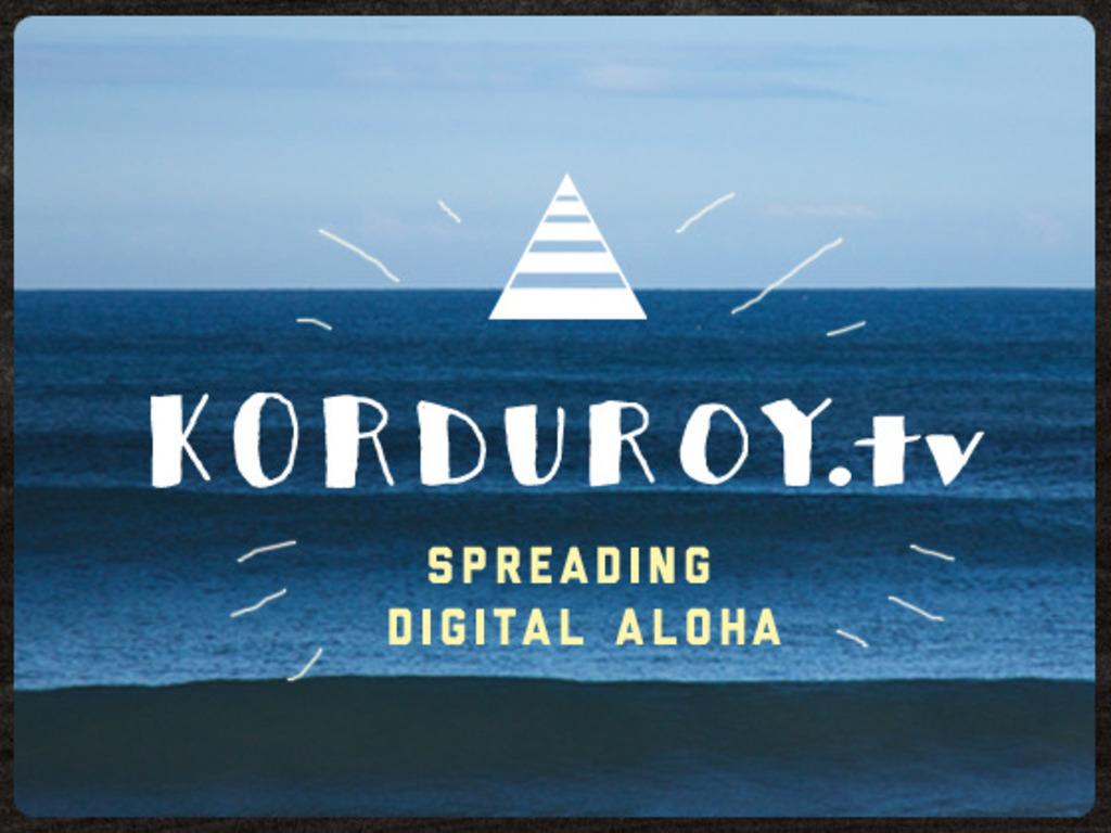 KorduroyTV 2012 Shows's video poster
