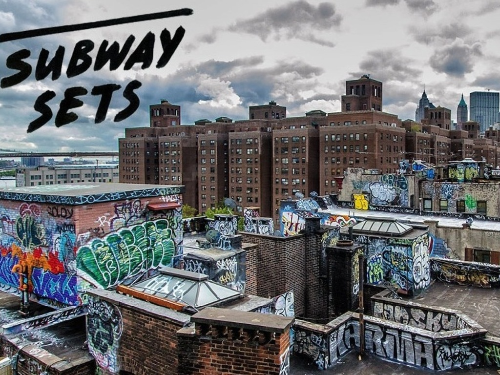 Subway Sets: Bring Underground Music to Rooftops Above NYC's video poster