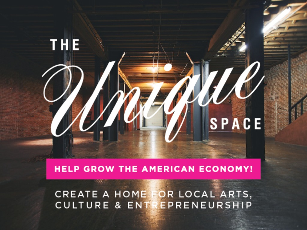 Create & Collaborate at THE UNIQUE SPACE, coming soon to LA!'s video poster