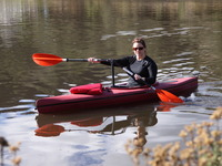 Angle Oar: Kayaking for Every Body
