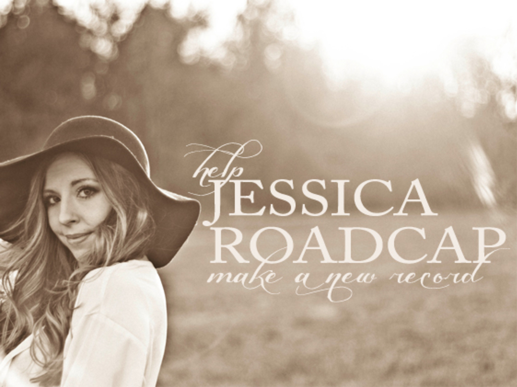 Be a part of Jessica Roadcap's EP!!!'s video poster
