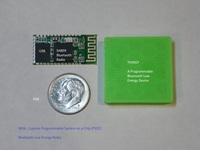 THINGY -- A Bluetooth device for everyday life - PSOC BTLE