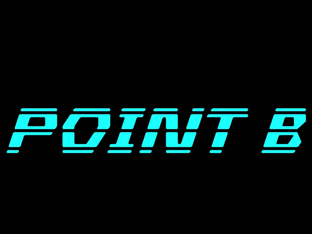 Point B's video poster