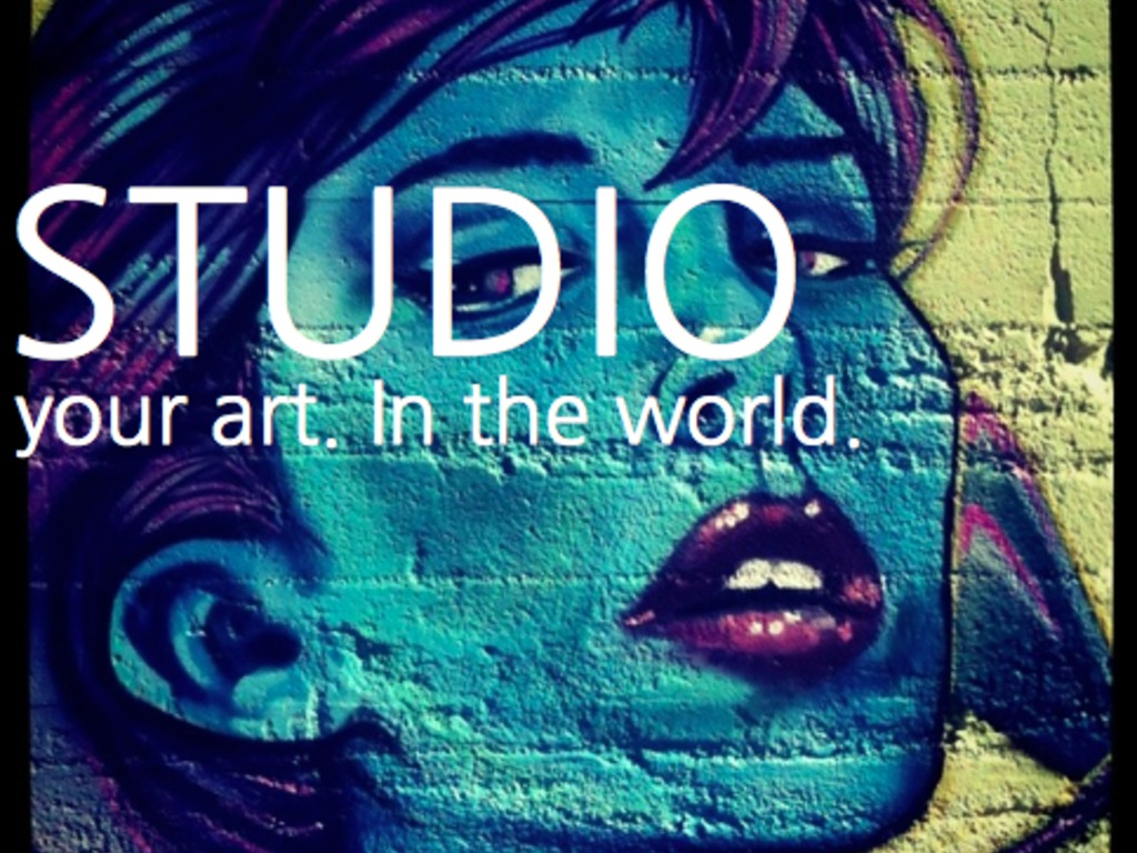 STUDIO Mag : Your Art. In the World.'s video poster