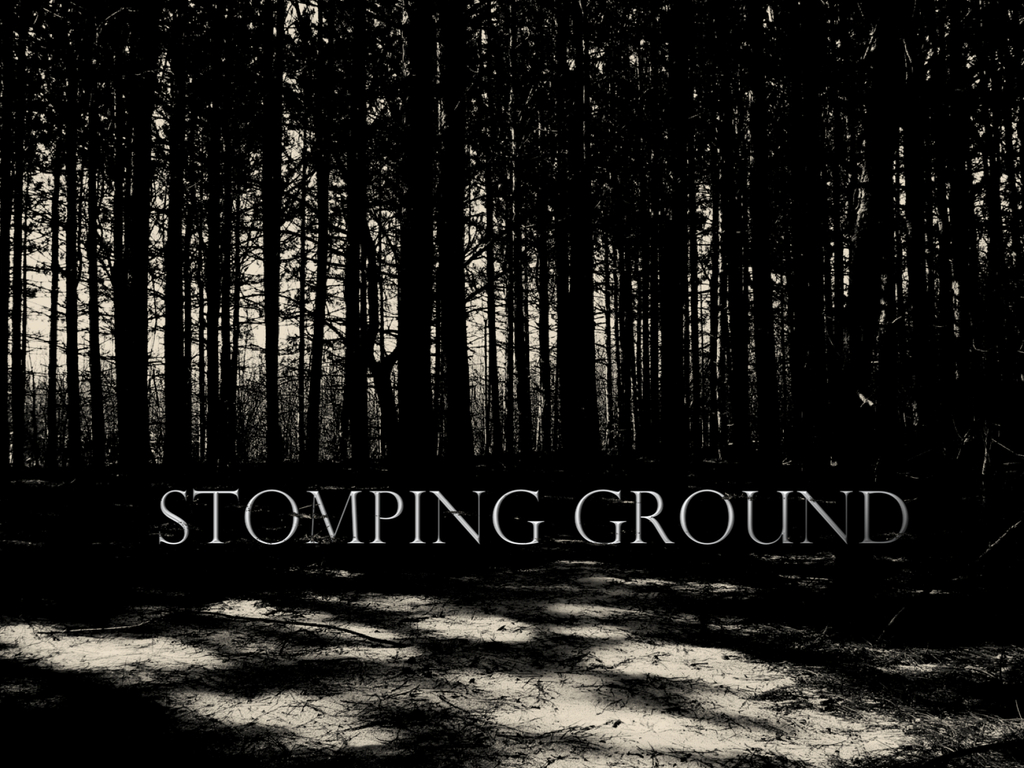 """Stomping Ground"" a Groundbreaking Feature Film's video poster"