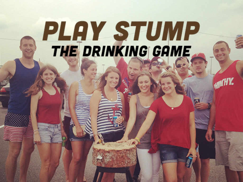 Play Stump - The Drinking Game - Wherever You Go's video poster