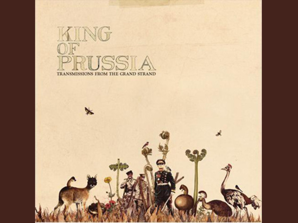 Help King of Prussia self-release their new album!'s video poster