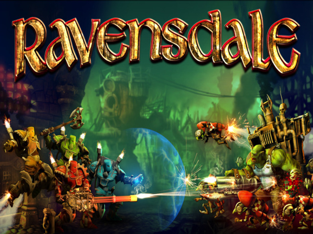 Project Ravensdale (Canceled)'s video poster