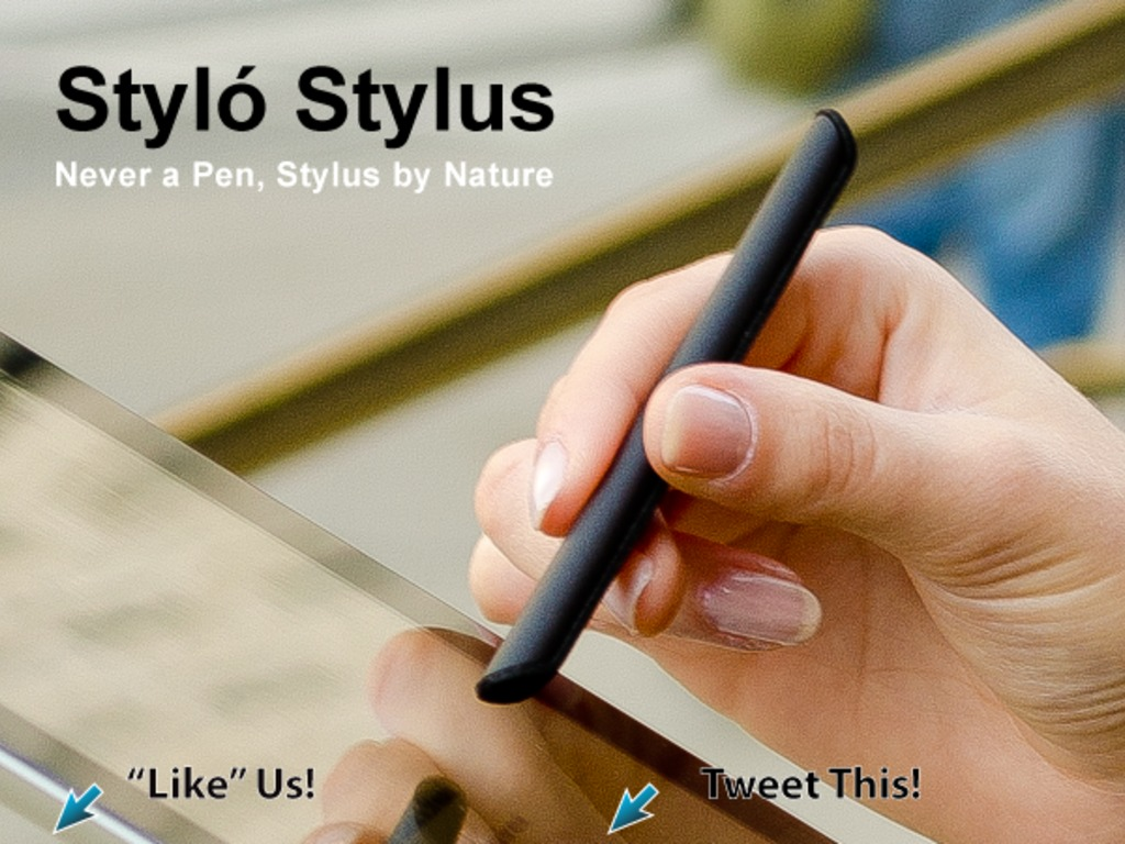 Styló Stylus | Stylus by Nature for the iPad 2's video poster