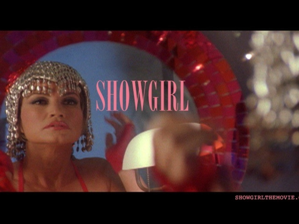 Rena Riffel's SHOWGIRL movie 's video poster