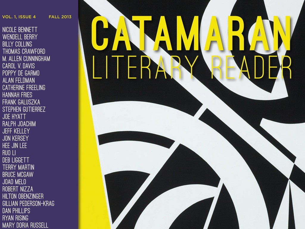 Catamaran Literary Reader's video poster