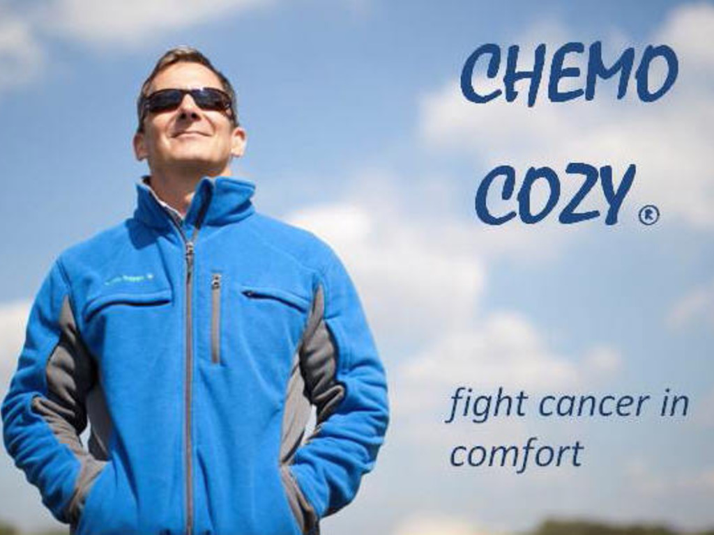 The Chemo Cozy Fleece is Here!'s video poster