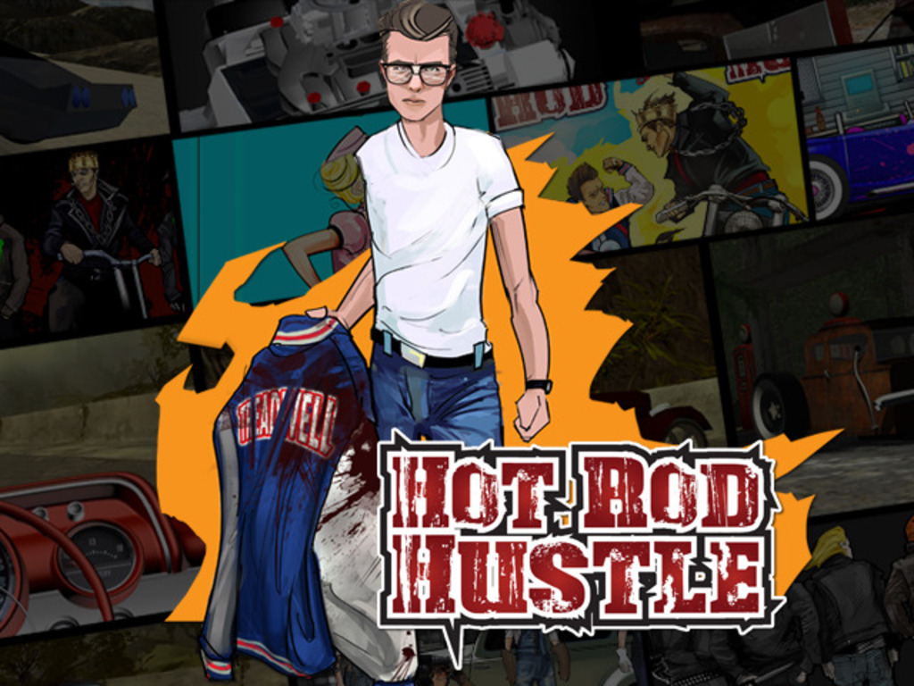 Hot Rod Hustle's video poster