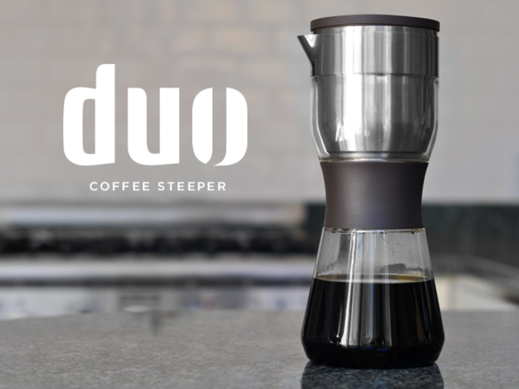 Duo | Coffee Steeper |'s video poster