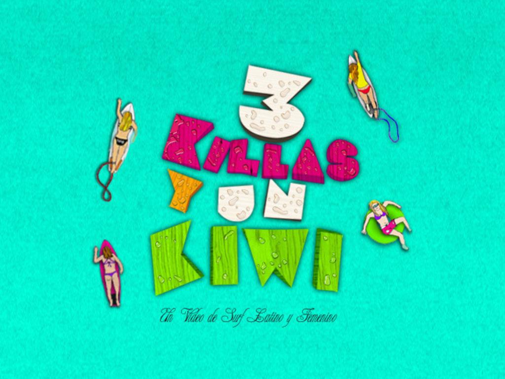 3 Killas y un Kiwi's video poster