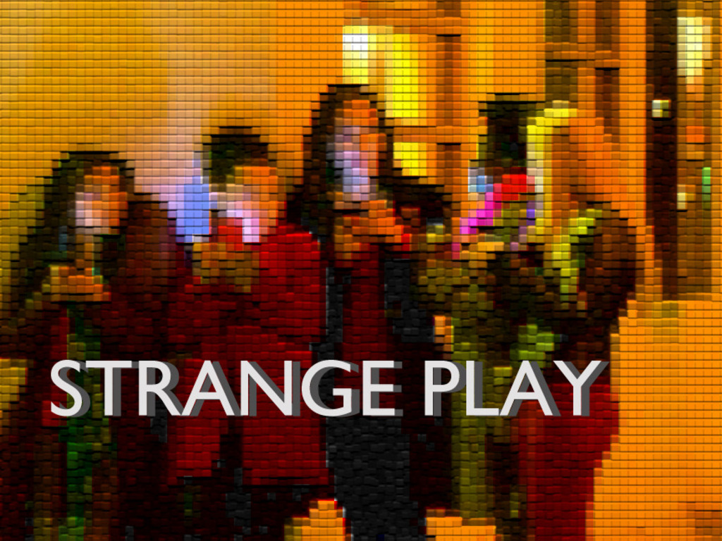 STRANGE PLAY: WHERE DO YOU GO?'s video poster