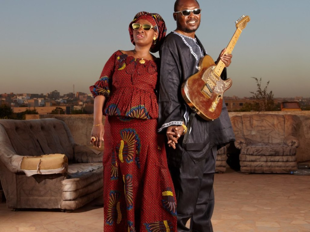 Amadou & Mariam: The Magic Couple. A Documentary. (Canceled)'s video poster
