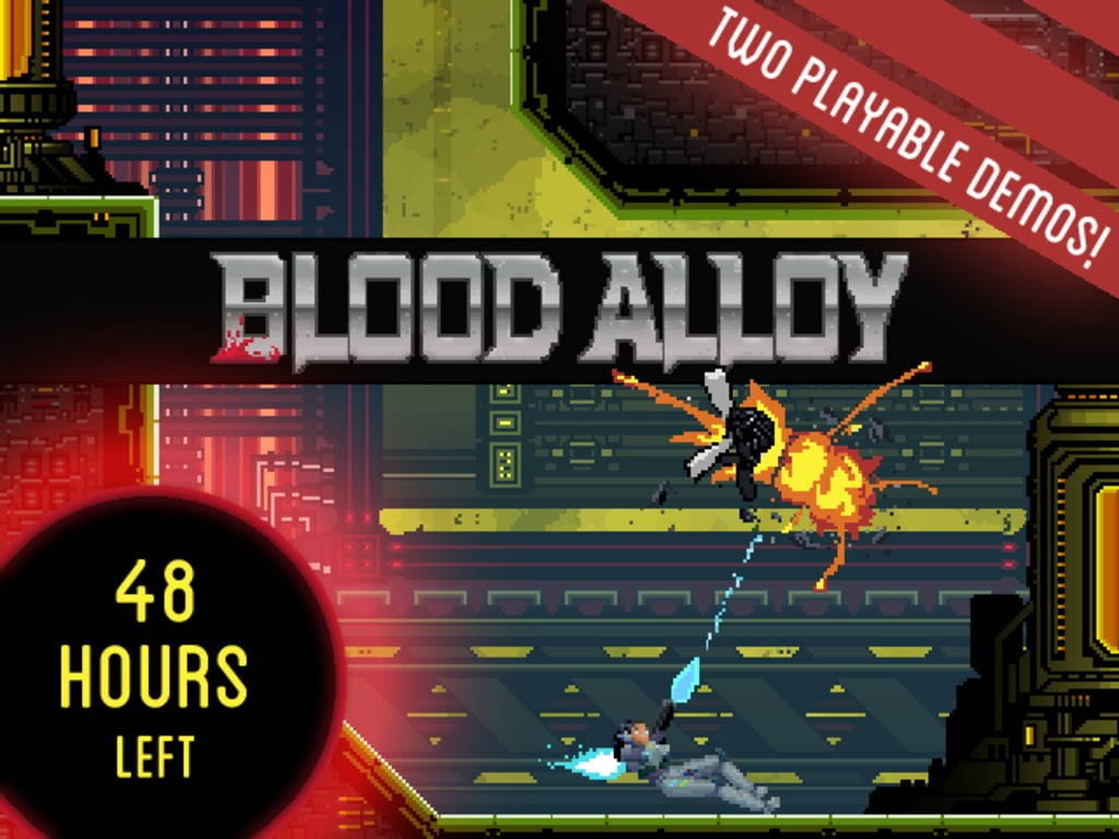 Blood Alloy's video poster