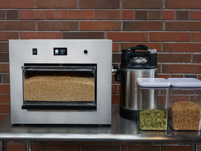 Picobrew Zymatic Automatic Beer Brewing Appliance By