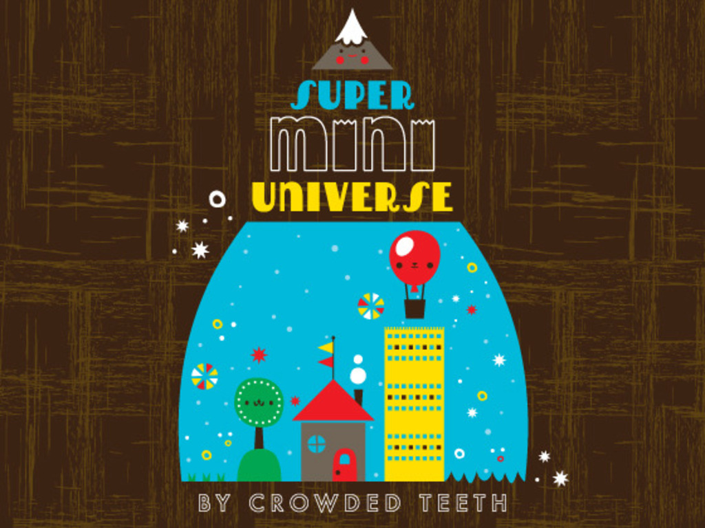 Super Mini Universe: A Year Long Art Project's video poster