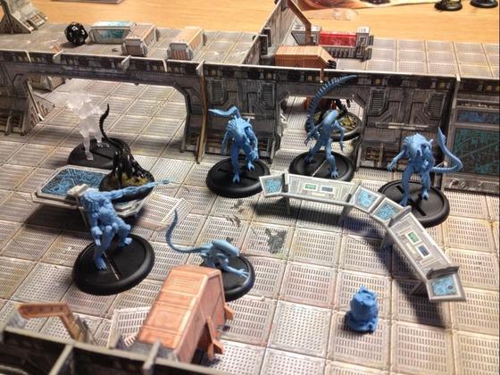 think about it | Alien vs Predator: The Hunt Begins | BoardGameGeek
