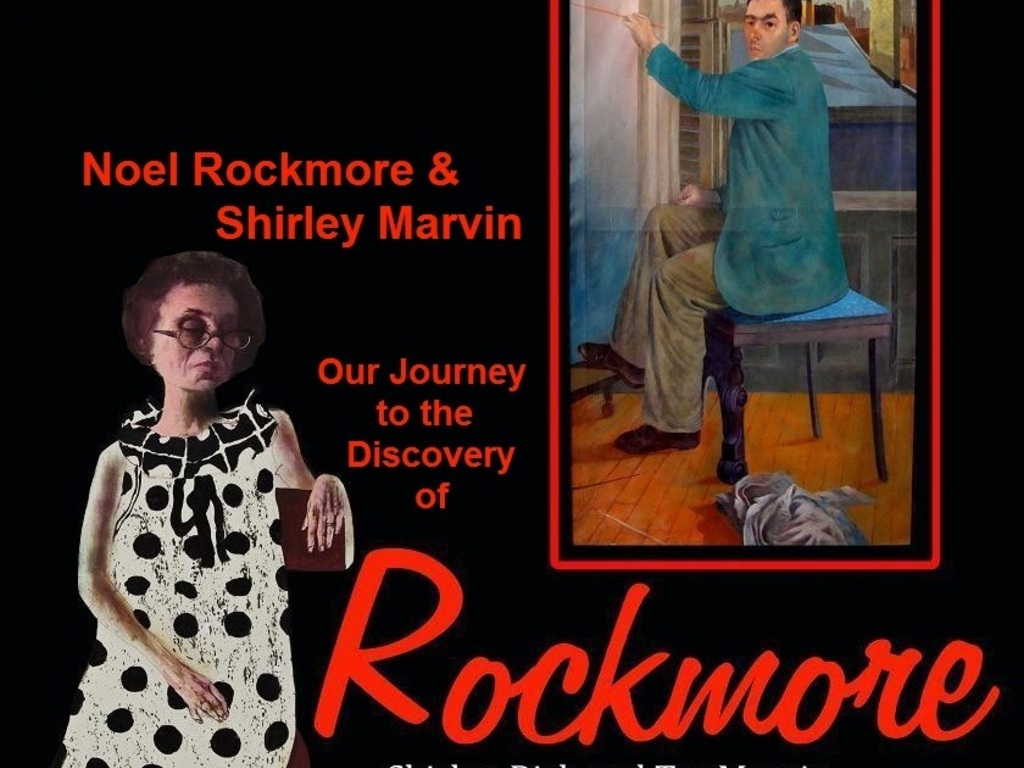 Noel Rockmore & Shirley Marvin Book-Our Journey to Discovery's video poster