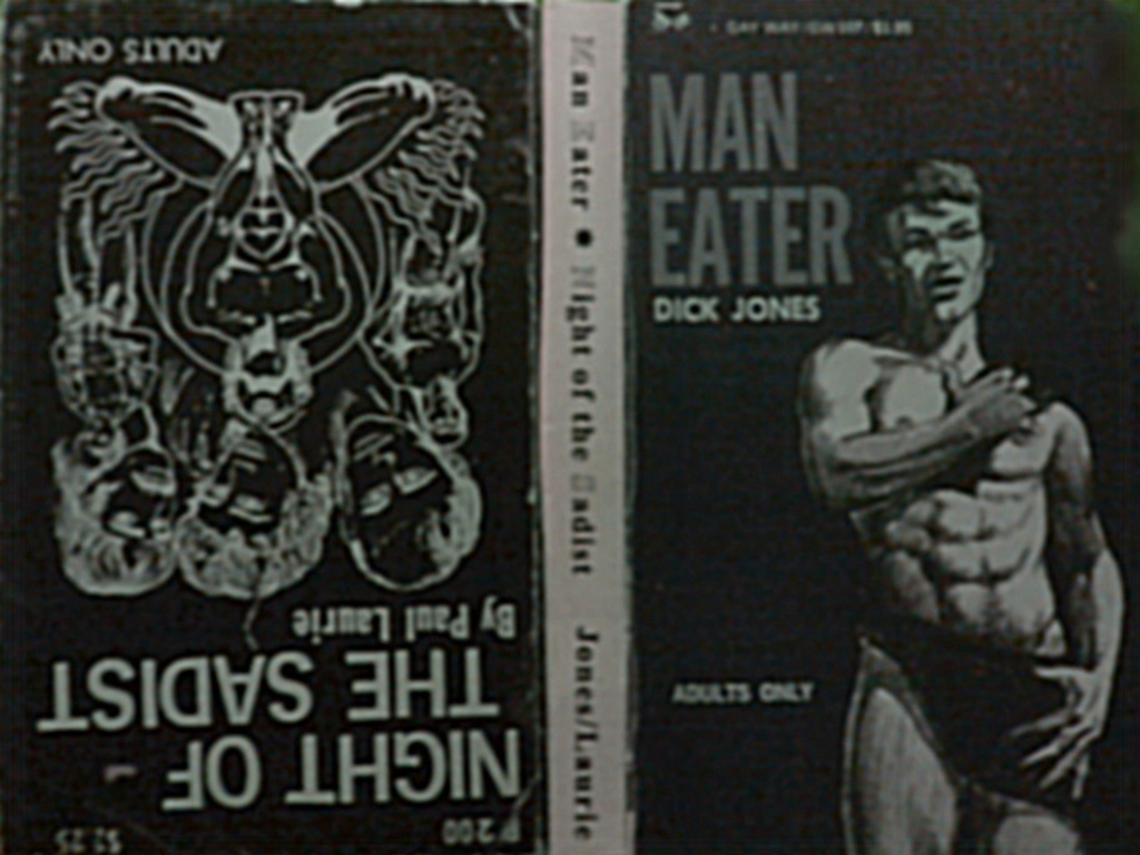 Reissuing Lost Gay Pulp Novels in Retro 2-for-1 Editions's video poster