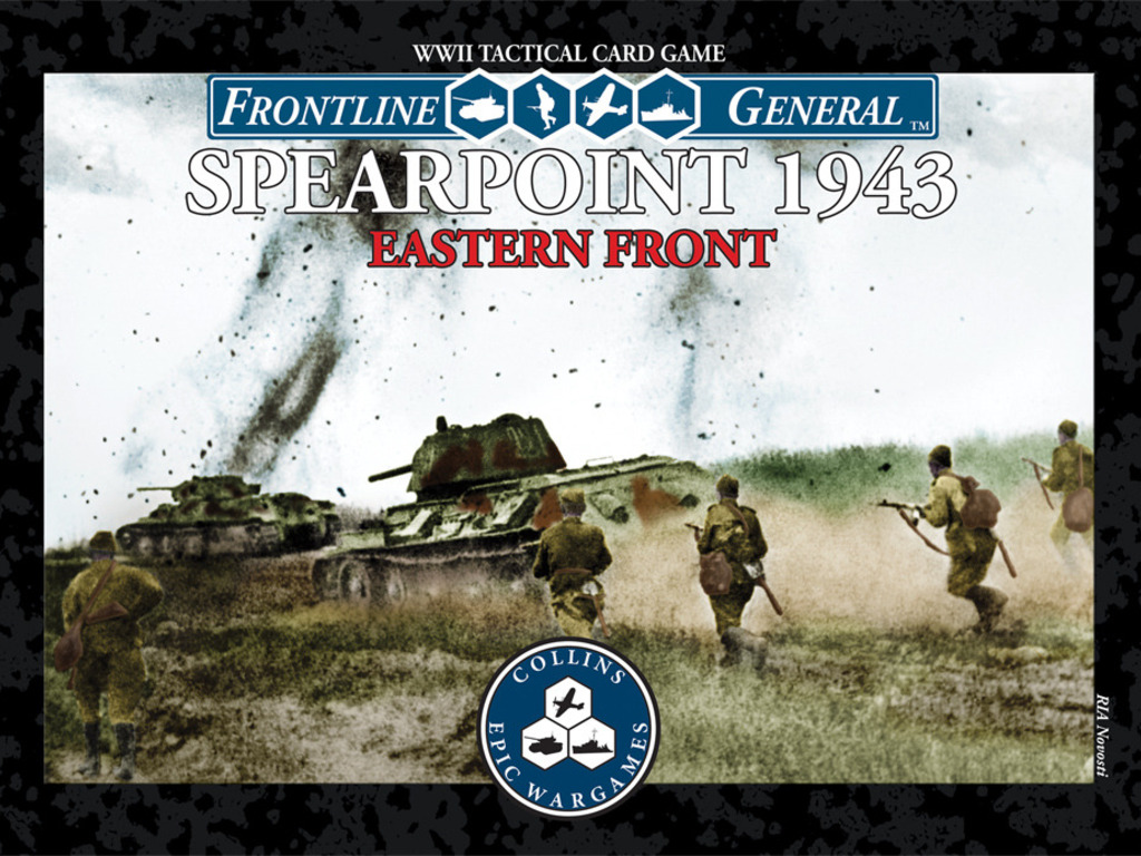 Spearpoint 1943 Eastern Front's video poster