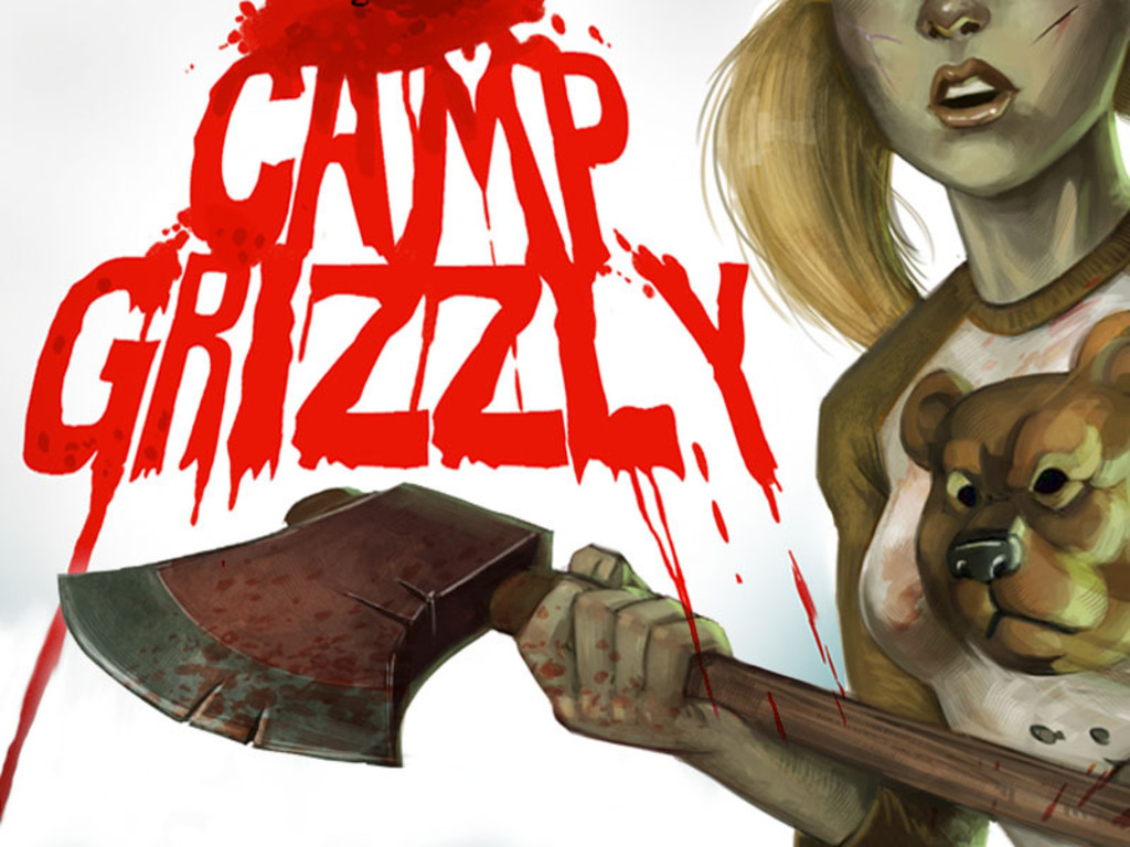 Camp Grizzly: Lights out, campers...'s video poster
