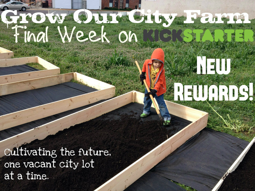 Grow Our City Farm's video poster