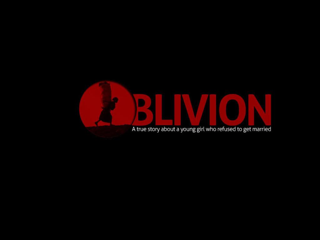 Oblivion's video poster